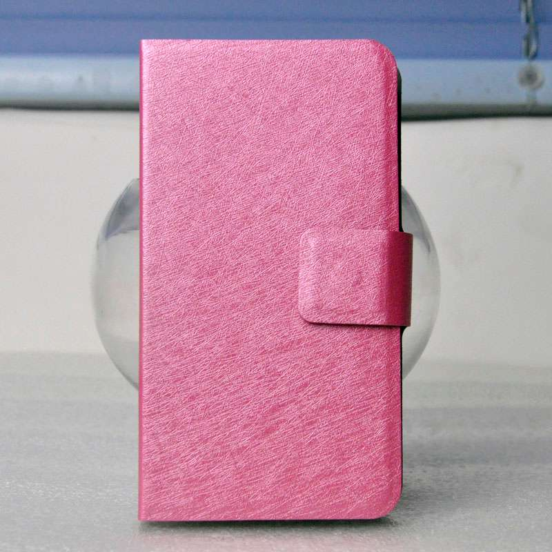 CIDI For UMIDIGI A1 Pro Global Version Dual 4G LET Case Cover PU Leather Silk Pattern Opened Like a Book Protective Phone Case