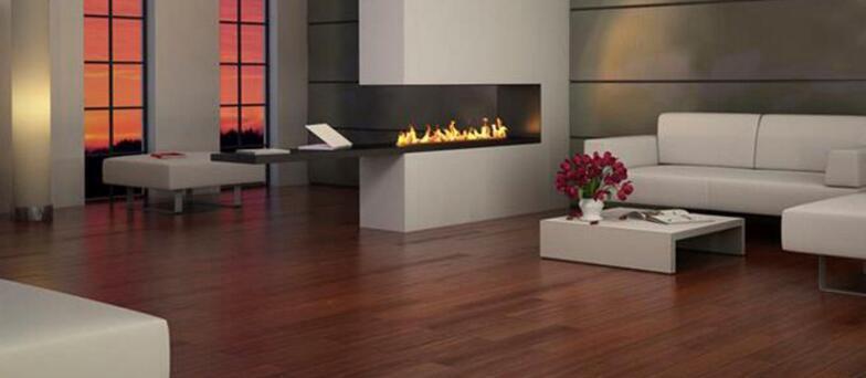48 Inch Real Fire Intelligent Smart Ethanol Fire Pit Burner