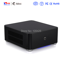 Realan Horizontal Mini ITX Htpc Ordinateur Cas et Tours avec USB