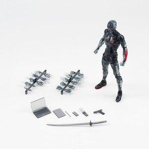 Image 2 - Boceto de Arte de 15CM para hombre y mujer, cuerpo móvil, chan, figuras de acción de juguete, Arte Artístico, Pintura Anime, modelo SHF maniquí