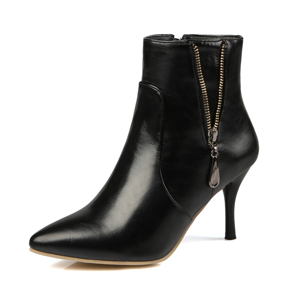 Popular Fashion Winter Boots For Women Ankle