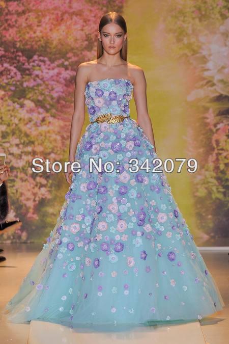 Popular Rainbow Prom Dress-Buy Cheap Rainbow Prom Dress lots from ...
