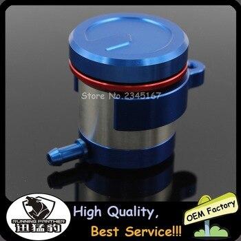 2016 NEW Universal CNC Billet Front Brake Clutch Tank Motorcycle Fluid Reservoir Oil Cup For Honda Kawasaki Suzuki Yamaha Мотоцикл