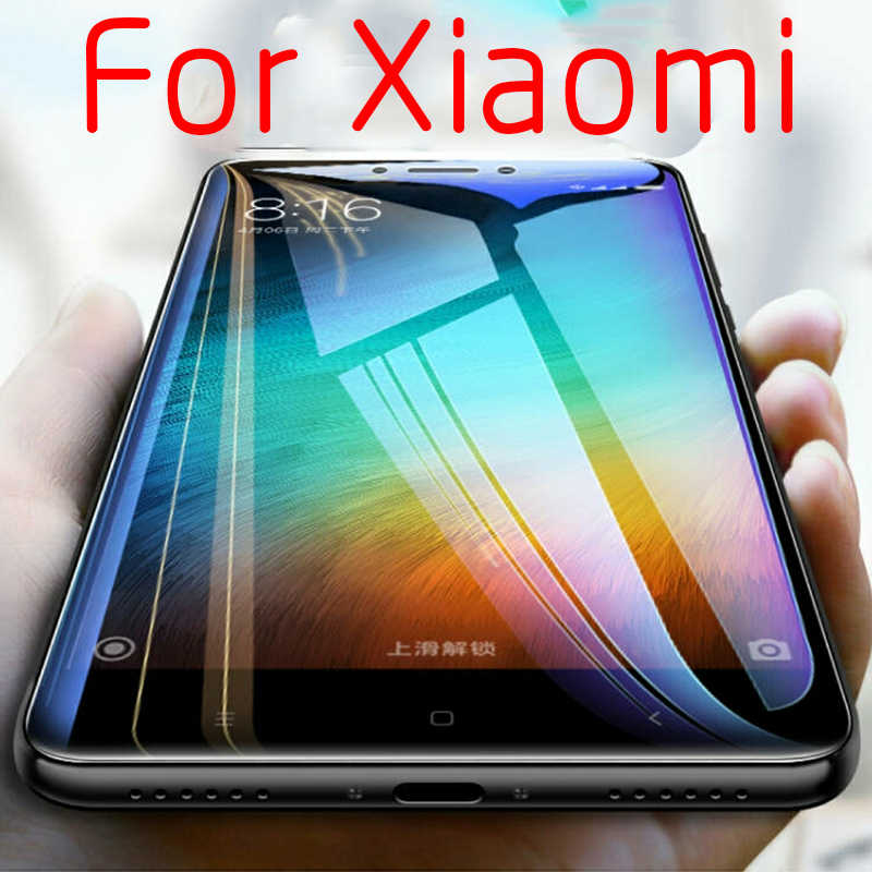 حالة ل xiaomi mi max2 زجاج واقي mi max3 mi max2 xio mi xao mi max3 mi ماكس ماكس 2 3 الشاشة خفف غلاس 32 gb 128 gb غطاء كامل
