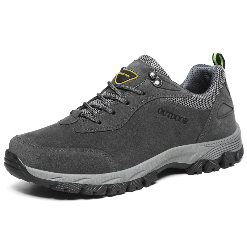 High Quality Outdoor Breathable Non-slip sports shoes New Mens Hiking Shoes Comfortable Hard-Wearing Adult SneakersHigh Quality Outdoor Breathable Non-slip sports shoes New Mens Hiking Shoes Comfortable Hard-Wearing Adult Sneakers