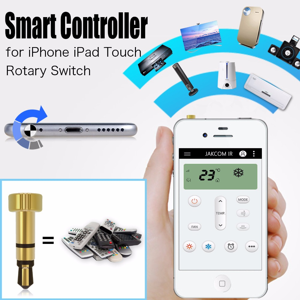 2017 Fashion Controller Smart Home Remote Control Jakcom Universal IR Switch Smart Key For IOS Quick Button Remote Control