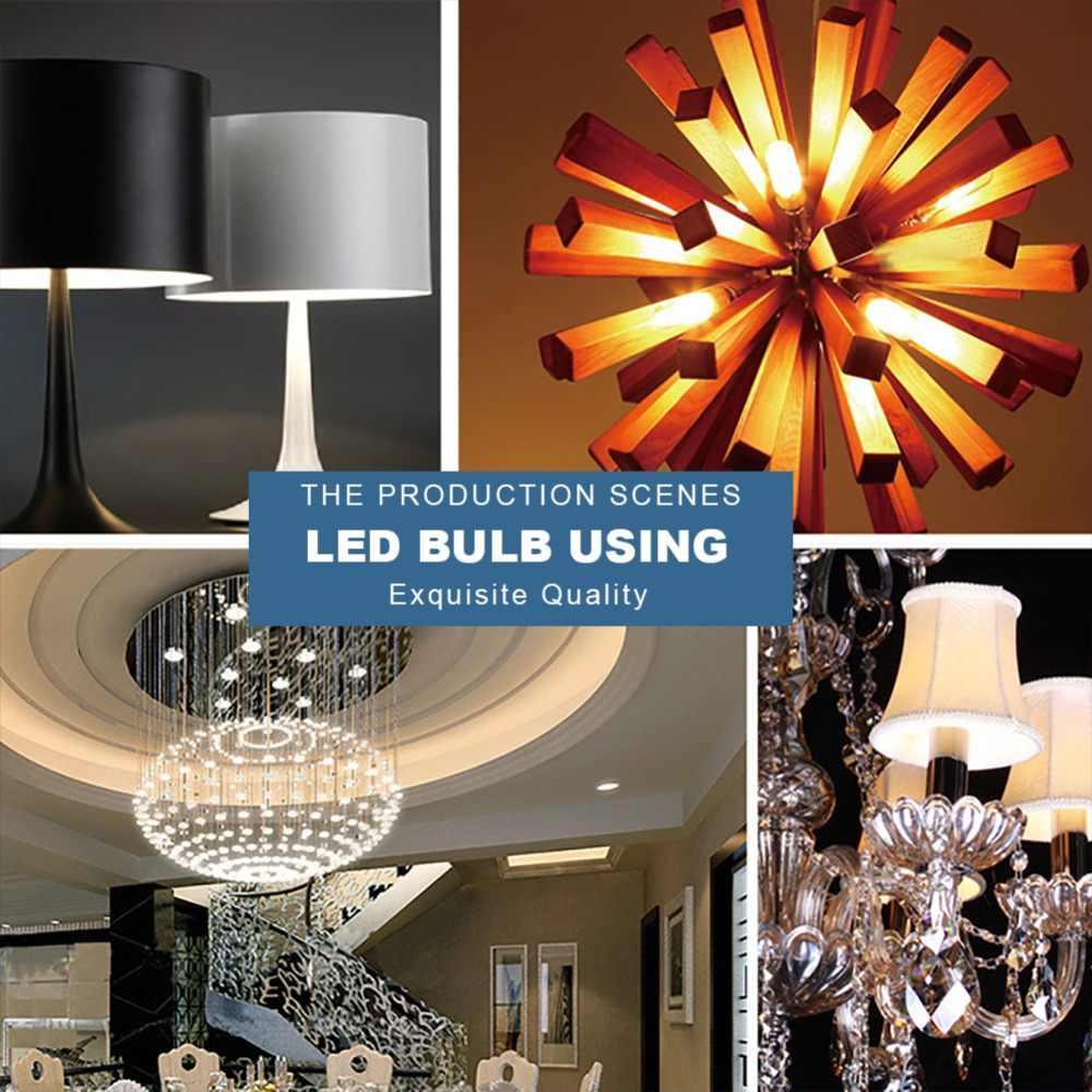LED G4 G9 E14 Lamp Bulb Dimming AC DC 12V 220V 3W 6W 9W COB SMD Replace Halogen Lighting Lights Spotlight Chandelier Bombillas