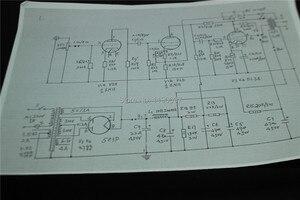 Image 4 - DIY projeleri ses tek uçlu amplifikatörler çift parça 185*125*2mm PCB kartı 1 parça ücretsiz kargo