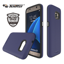 TOIKO X Guard 2 in 1 Case for Samsung S7 Shockproof Hard PC Soft TPU Hybrid Phone Covers Dual Layer Drop Protection Armor Shell