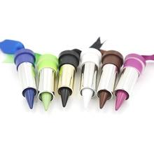 Подводка для глаз, 6 цветов, кремовая подводка для глаз, водостойкая белая подводка для глаз, крем Kohl, минеральная мягкость, 8125