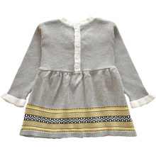 a6f70c1ea Promoción de Knit Dress Sweater Girls - Compra Knit Dress Sweater ...