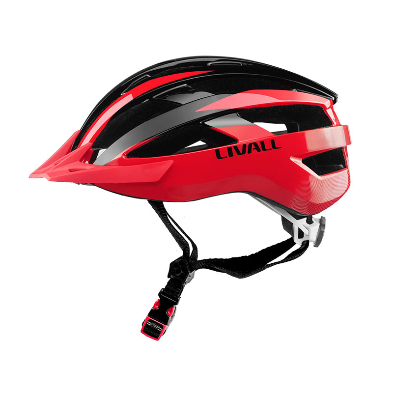 Smart Bike Helmet Cycling Mountain Bluetooth Helmet Sides Built in Mic, Bluetooth Speakers Wireless Turn Signals Tail Lights цена