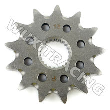 Racing Steel Front Sprocket 13T For HONDA CR125R CR 125 2005-2007 CRF 250 R CRF250R 2004-2014