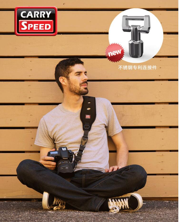 Professional Carry Speed FS-PRO Camera Sling Strap Rapid Quick for DSLR 1DX D4S 5D3 645Z D810 70D D5500 D750 6DShipping Quick