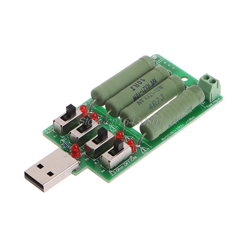 Usb dc электронная нагрузка высокая мощность сопротивление разряда резистор регулируемый 4 вида тока промышленный тестер емкости батареи