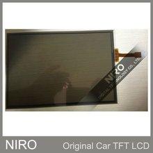 Сенсорный экран для Toyota Highlander lcd Сенсорная панель дигитайзер Автомобильная аудионавигация