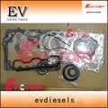 For yanmar small marine engine 3GM30 full cylinder head gasket kit