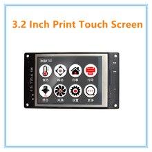3.2 «МКС сенсорный жк-экран smart контроллер поддержка U диск и SD карты для 3d-принтер