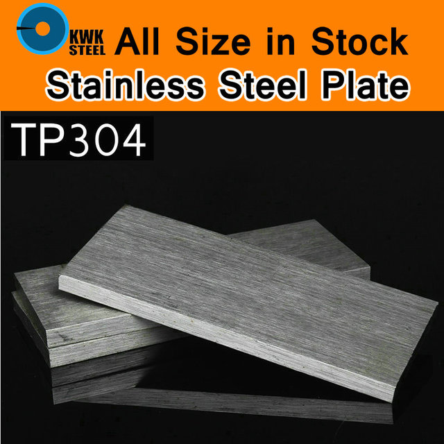 TP304 Stainless Steel Flats ISO Certified AISI304 304 Stainless Steel Plate Steel 304 Sheet CNC Mould Machine Model Contruction