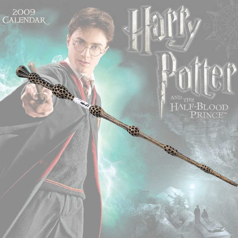 HarrI Potter Magic Wand Cosplay Magic Stick For Kids Toy Magic Tricks Fantastic Beasts Metal Core Wand Not Including Mystery Box