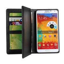 Роскошный старинный кожаный флип чехол для Samsung Galaxy Note III 3 N9000 N9002 N9005 крышка с несколькими слотами для карт и стенд