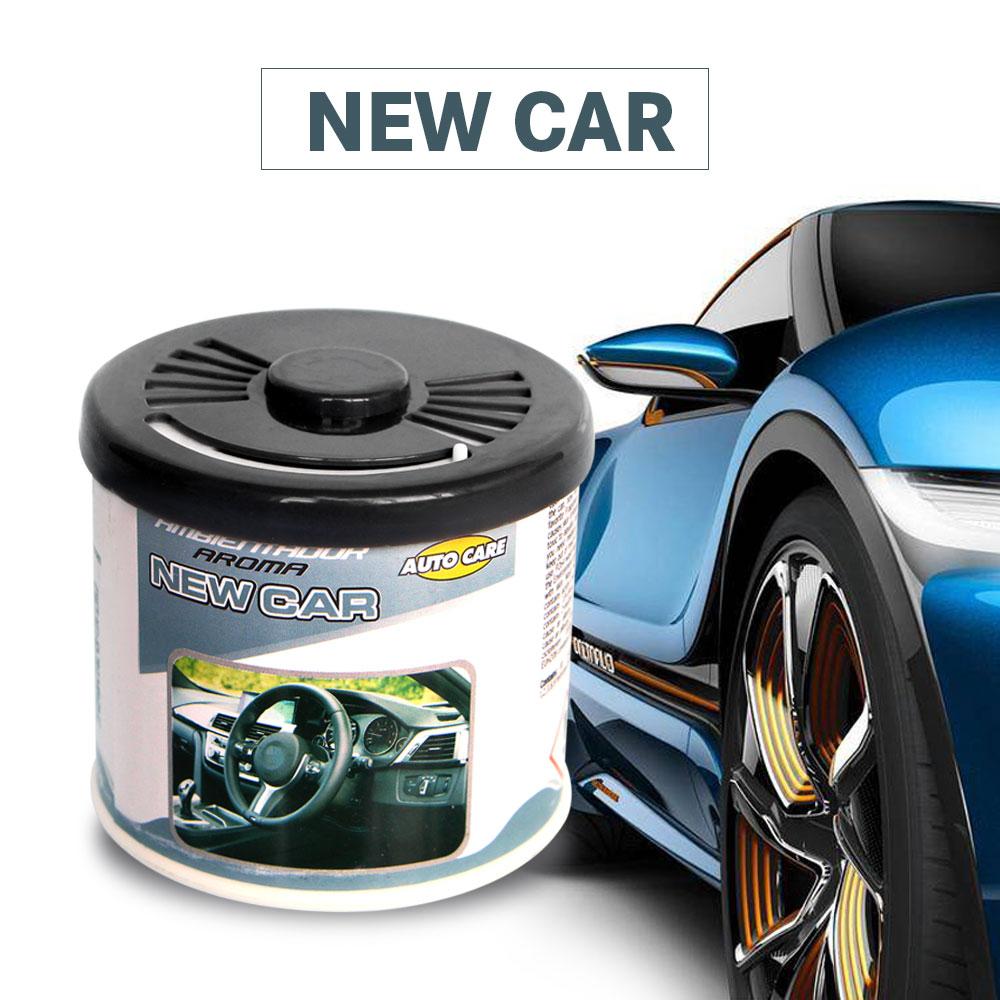 Indoor Solid Canned Perfume 90g Cherry New Car Air Freshener Fruit Fragrance Bathroom toilet Deodorant
