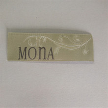 Custom  Factory Price Woven Label Garment