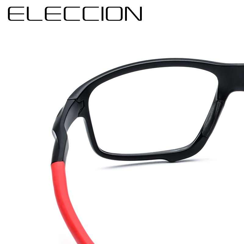 ed679babf69c ... ELECCION Outdoor Sports Style Myopia Frames Men Eyewear Optical  Prescription Spectacles Male Bicycle Riding Glasses 17205