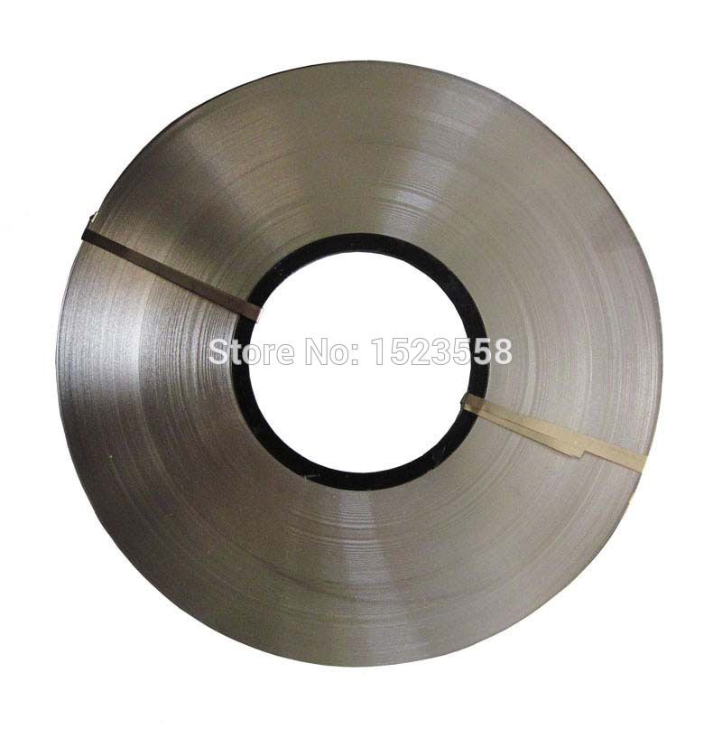 Free shipping! 0.15 x 5mm 1kg Nickel Plated Steel Strap Strip Sheets for battery spot welding machine Welder Equipment 1kg