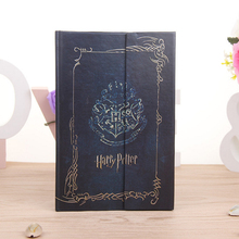 Harry Potter Notebook Vintage Style Magic Agenda Schedule Planner Diary with 2017 2018 2019 Calendar Retro