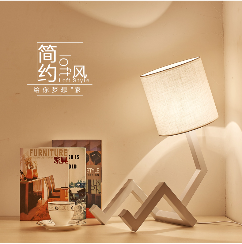 led table desk lamp