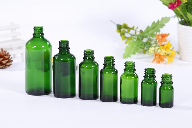 5/10/15/20/30/50 ml Bernstein Glas Flüssigkeit Reagenz Pipette Flasche Pipette drop Aromatherapie Lagerung Jar Flaschen