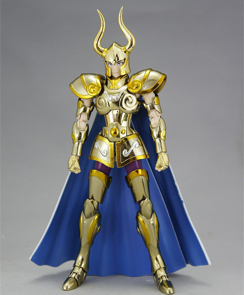 MC Metal Club Saint Seiya Cloth Myth EX Gold Capricorn Shura models metal cloth