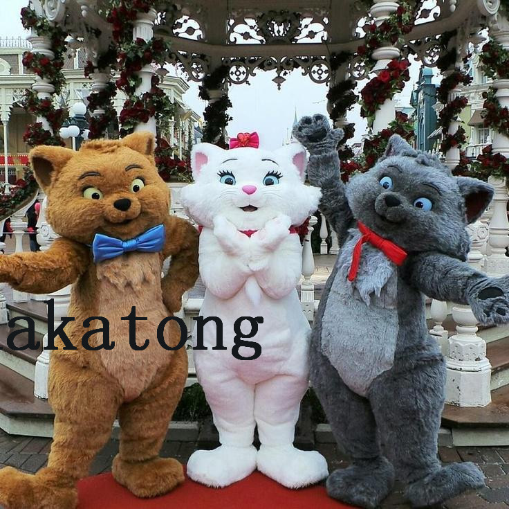 Halloween Toulouse.Toulouse Marie Berlioz From The Aristocats Mascot Costume For Halloween Christmas Party Costume Character Outfit Fancy Dress Mascot Costume Cartoon Mascot Costumes For Kidsmascot Aliexpress