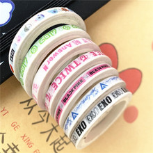 BTS Self-Adhesive Tape Sticker