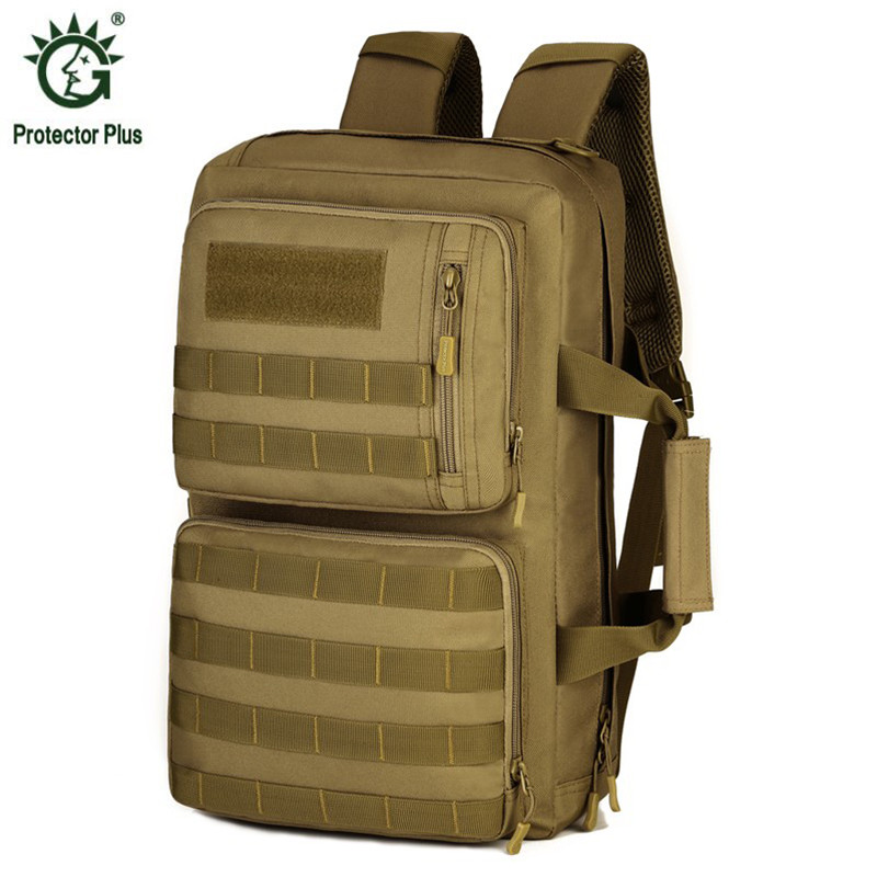 New 35L Men Women Military Backpack Molle Travel Backpacks Male Waterproof Nylon Bag Pack Camouflage Laptop Rucksack Army Bags