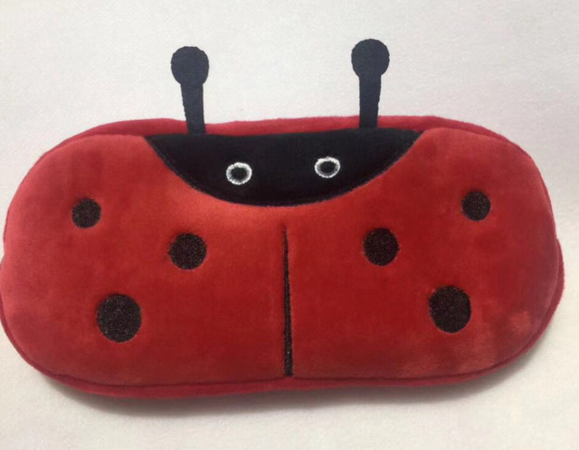3Sizes, NEW Ladybug Cute Plush Toy  Bag , 7cm - 20cm choice , Kid's Gift Key chain plush Bag toys