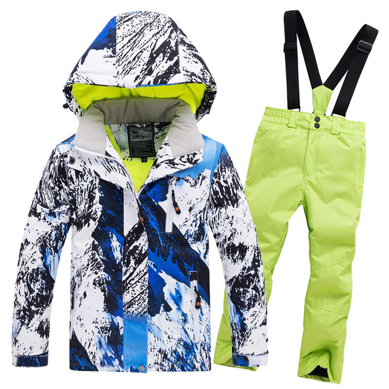 6298a704e Detail Feedback Questions about kids clothes winter ski suit ...