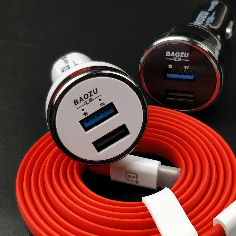 Dash Car Charger Oneplus 5t