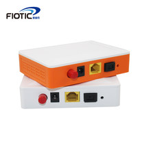 FTTH 1GE GEPON 1port ONU EPON OLT 1.25G ONT EPON Compatible ZTE Fiberhome free shipping(China)
