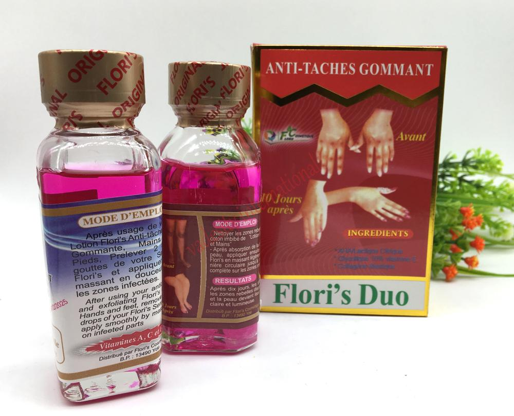 Flori's Duo ANTI-TACHES GOMMANT Serum And Lotion