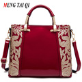 Women Bags 2017 Fashion Sequins Flower Famous Brand Shoulder Bag Women Messenger Bags Designer Handbags Leather Ladies Totes 5