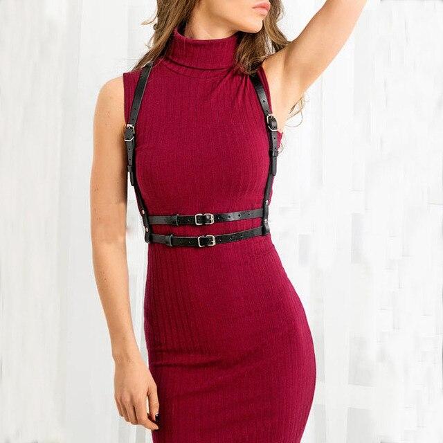 Harness belts bdsm women