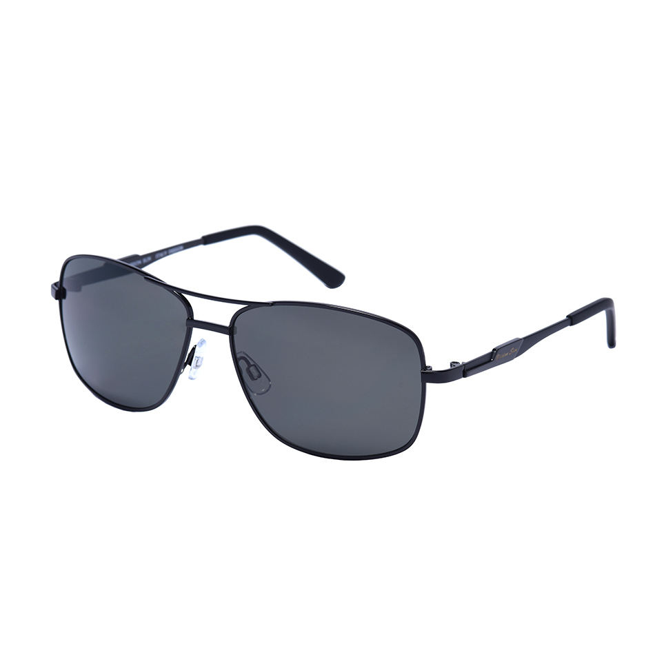 352fe447d941 Little Devil Rectangle PC Polarized Sunglasses with Metal Frame Men   Women  Style Sun Glasses HD Driving Polaroid Lens Eyewear -in Sunglasses from  Apparel ...