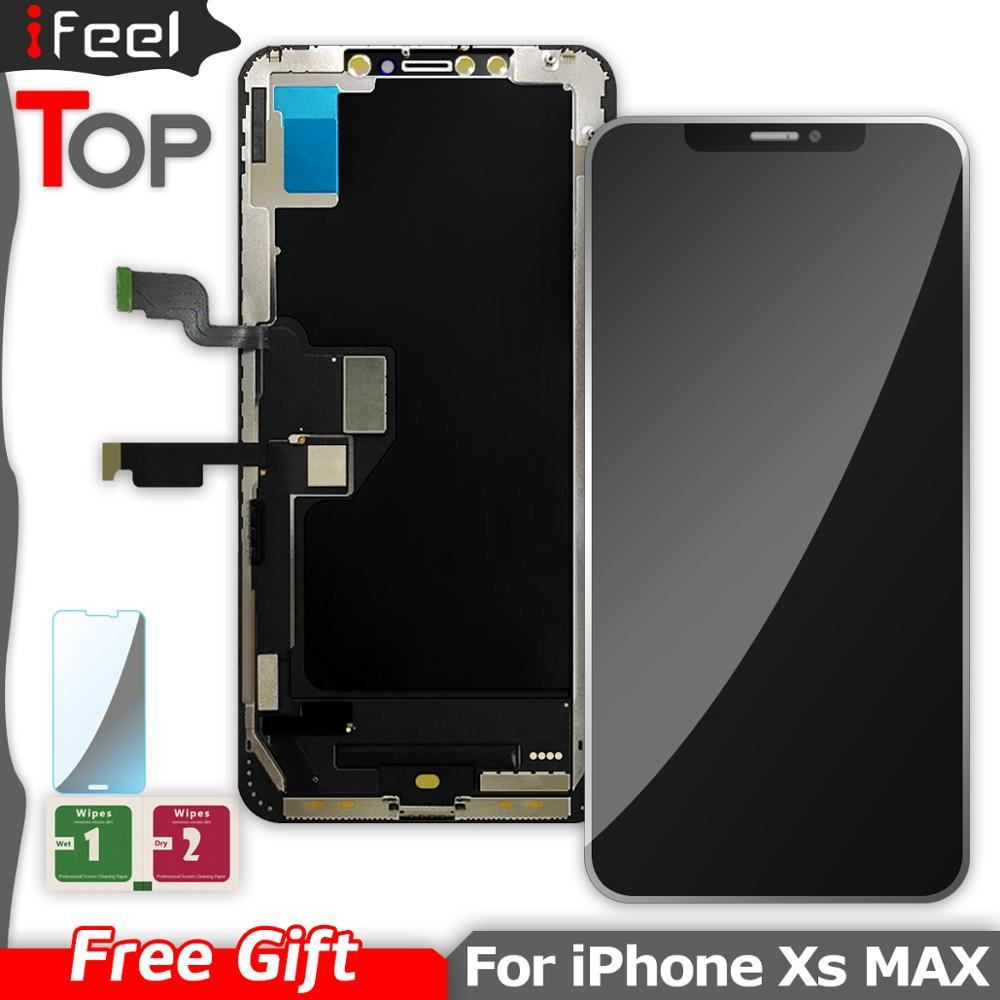 For iPhone XS Max LCD Display + Touch Screen Digitizer Assembly For iPhone XS Max LcdFor iPhone XS Max LCD Display + Touch Screen Digitizer Assembly For iPhone XS Max Lcd