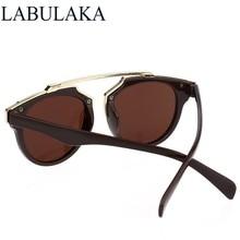 LABULAKA Vintage Children Sun Glasses Brand Designer Kids Sunglasses Baby UV400 Sun-Shading Eyeglasses Boys Girls Glass Oculos