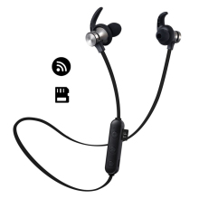 Arikasen extended memory bluetooth Mp3 Player Sports wireless MP3 Music Walkman Earphone Headphone Running