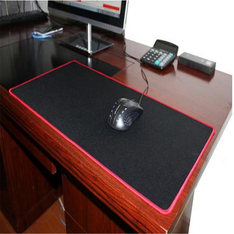 Desk Mat Leather Desk Pad Bureau Leather Mat Felt And Leather