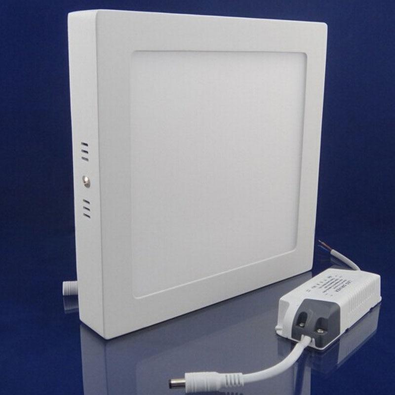 (EICEO) Kvadrat Səthə quraşdırılmış LED Tavan İşıq Paneli - LED işıqlandırma - Fotoqrafiya 2