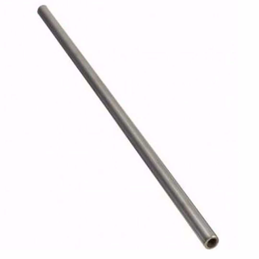 QINGTIAN 2pcs Sliver 304 Stainless Steel Capillary Tube Tubing OD 5mm ID 3mm Length 500mm